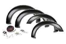 02-08 Dodge Ram 1500 Short Bed Pocket Fender Flares w/Rivets