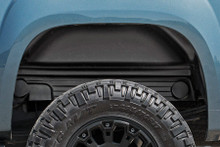 Chevy Rear Wheel Well Liners (07-13 1500/ 07-10 HD PU) close up view