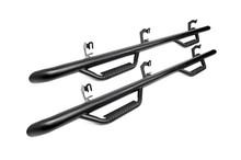 99-16 Ford F550 Super Cab/Cab Length Nerf Steps