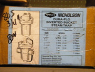 "SPENCE STEAM TRAP 80S, 3/4"" 80PSI"