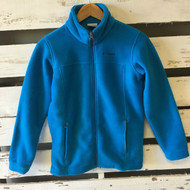Columbia Turqoise Fleece Jacket