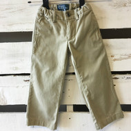 Ralph Lauren Khaki Dress Pants