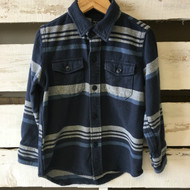 Gap Kids Thick Flannel Shirt Jacket