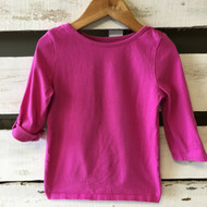 Gymboree Magenta Long Sleeve Top