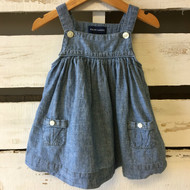 Ralph Lauren Denim A Line Dress