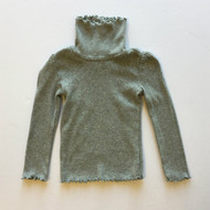 Baby Gap 'Playtime Favorites' Grey Ribbed Turtleneck