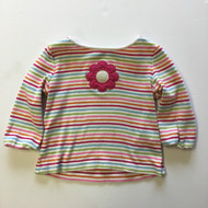 Gymboree Multi Color Striped Top
