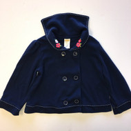 Gymboree Navy Sailor Inspired Jacket