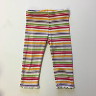 Gymboree Pink, Blue & Green Striped Pants