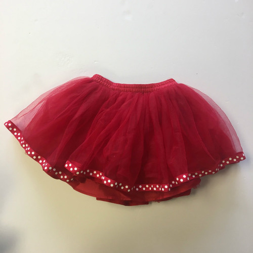 f4dd09743a ... Gymboree Red Tulle Tutu Skirt. Image 1