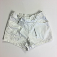 Gymboree White Bubble Shorts