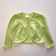 Gymboree Light Green Cardigan
