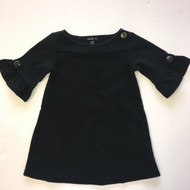 Baby Gap Black Shift Dress