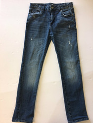 Seven For All Mankind Rip Jeans