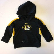 Nike Mizzou Dri-Fit Hooded Sweatshirt