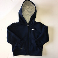 Nike Therma Fit Navy Blue Hooded Jacket