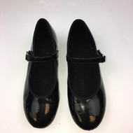 ABT Black Patent Tap Shoes 11.5
