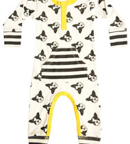 Cat & Dogma Puppy Playsuit