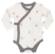 Finn + Emma Long Sleeve Fawn Bodysuit