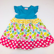 Natalie Grant Bright Birdie Skirt Dress