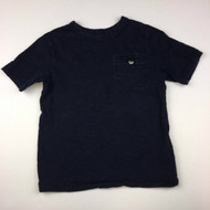 Baby Gap Navy Blue Pocket Tee Shirt