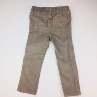 Baby Gap Grey Glitter Corduroy Pants