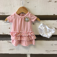 Carter's Cotton Dress with Diaper Cover
