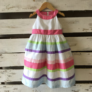 Gymboree Silk Duppioni Pastel Dress