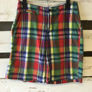 Ralph Lauren Madras Shorts