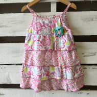 Baby Lulu Tiered Summer Dress
