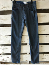 Little Marc Jacobs Distressed Cotton Stretch Jeans
