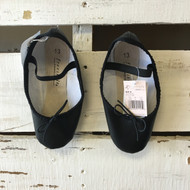 NWT!  Freestyle DanSkin Black Ballet Shoes