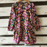 Hanna Andersson Drop Waist Floral Dress