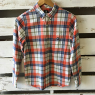 Dolce & Gabbana Plaid Button Up Shirt