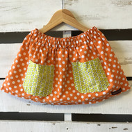 Laken & Lila Polka Dot Skirt