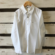 3 Pommes White Dress Shirt