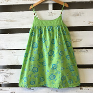 Gap Kids Lime Green Sun Dress