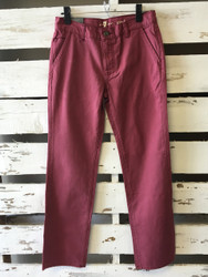 NEW!  7 For All Mankind Port Red Standard Jeans