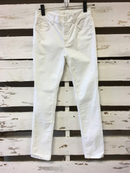 NWOT!  7 For All Mankind White Denim Jeans