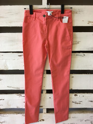 NEW!  Little Marc Jacobs Peach Denim Stretch Pants