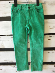 Little Marc Jacobs Green Corduroy Jeans