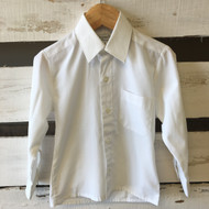 Christian Dior White Dress Shirt