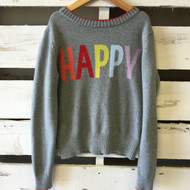 "Gap Kids ""HAPPY"" Sweater"