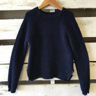 Gap Kids Navy Sparkle Fleck Sweater