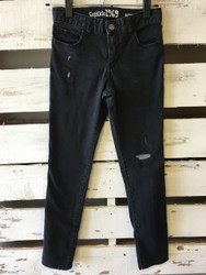 Gap Kids 1969 Super Skinny Black Jeans
