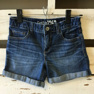 "Gap Kids 1969 ""midi"" Denim Shorts"