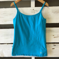 Justice Blue Cami Tank Top