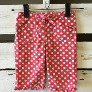 Mini Boden Polka Dot Capris