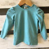 H&M Teal Long Sleeve Tee Shirt