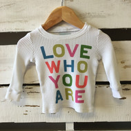 Peek 'Love' Henley Shirt
